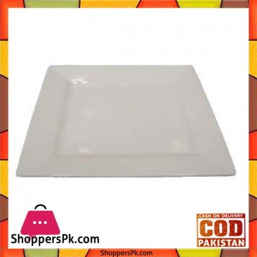 """BRILLIANT 10"""" Square Flat Plate - BR0076"""