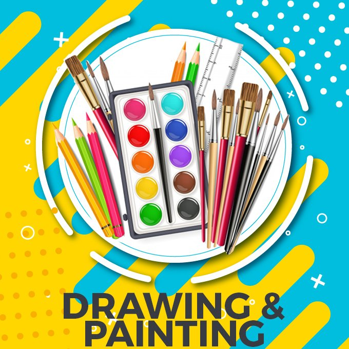 Drawing & Painting Supplies in Pakistan
