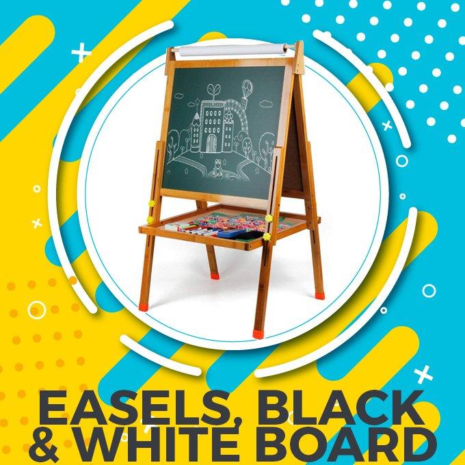 Easels, Black & White Boards in Pakistan