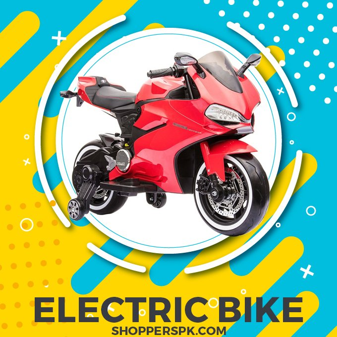 Electric Bikes for Kids in Pakistan