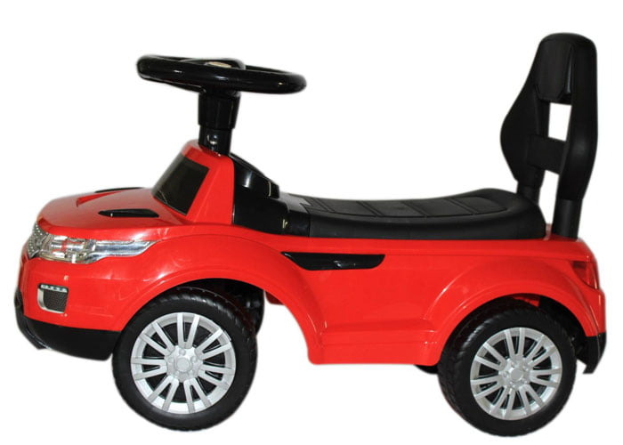FD Red Push Kids Ride-On Car with Sound - 6805