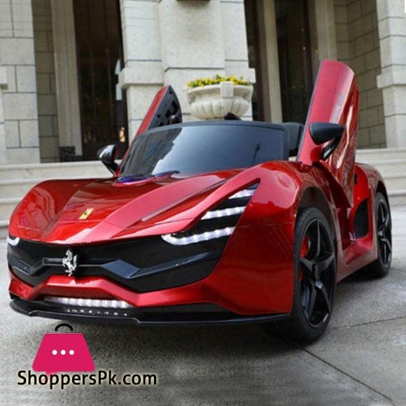 Ferrari Kids Ride on Electric Car