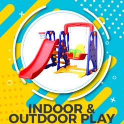 Indoor & Outdoor Play