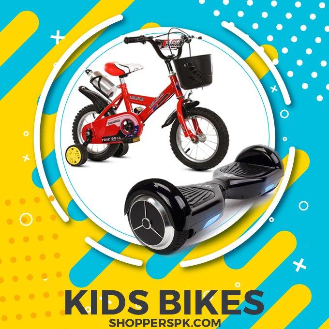 Kids Bikes & Riding Toys in Pakistan