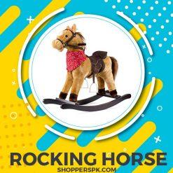 Kids Rocking Horse Pony Rides Toy
