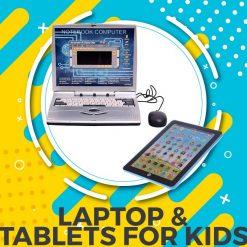 Laptop & Tablets for Kids