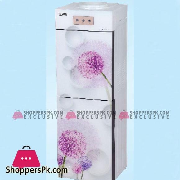Super Asia Water Dispenser with Refrigerator - (HC-37GD) - Karachi Only