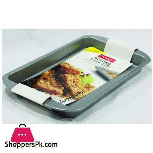 Prestige Oblong Pan Non-Stick Rectangle Cake Tray - 57123(53940)
