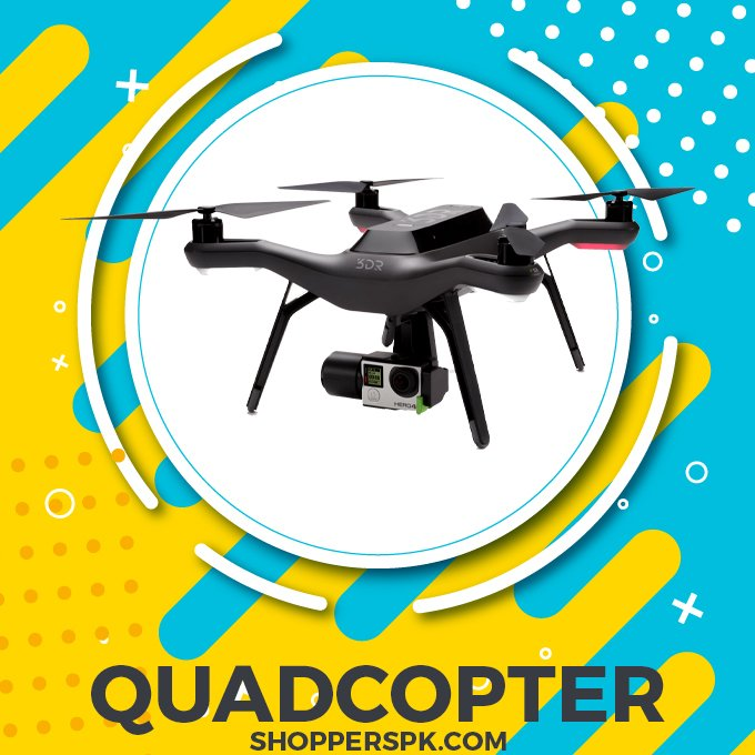 Quadcopter in Pakistan