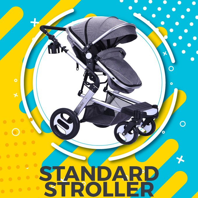 Standard Stroller Price in Pakistan