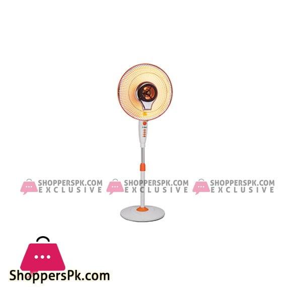 Super Asia Parabolic Fan Heater - (SH-1025)