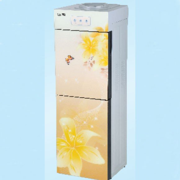 Super Asia Water Dispenser with Refrigerator - HC-39 GD - Karachi Only