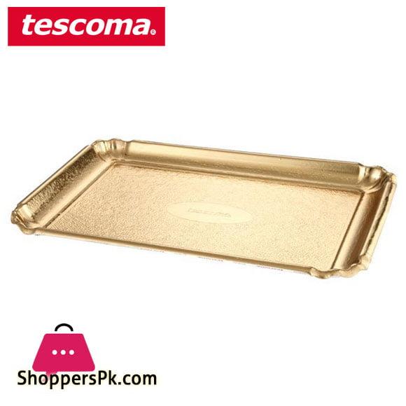 Tescoma Delicia Card Board Tray Rectangular 42x31cm Set of 2 Italy Made #630711