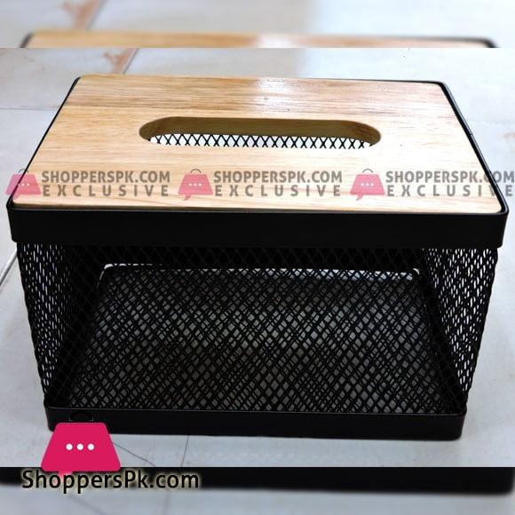 Top Grade Square Tisse Box MYZ-200