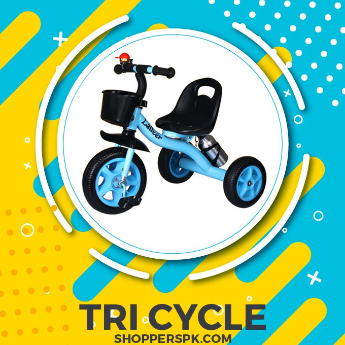 Tricycle in Pakistan