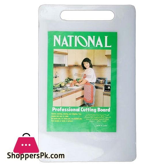 National Cutting Board Chopping Board Medium 16 x 10 x 0.5 Inch