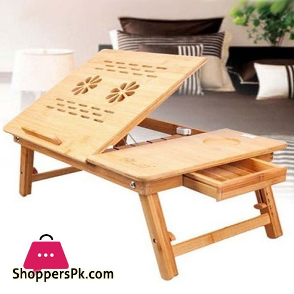 Wooden Color Multipurpose Foldable Table