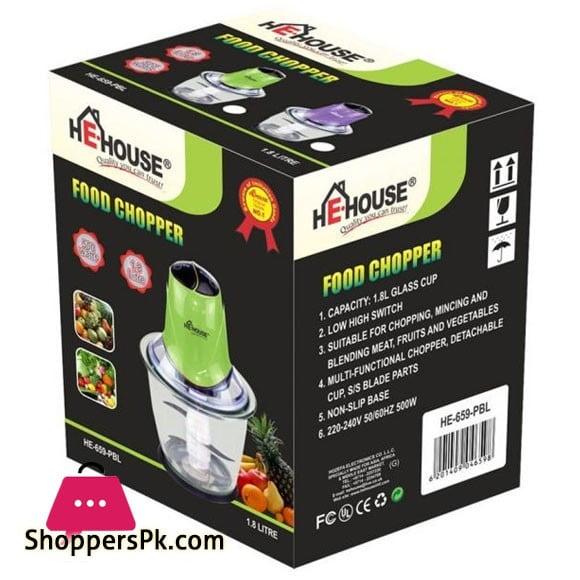 He-House Food Chopper HE-659
