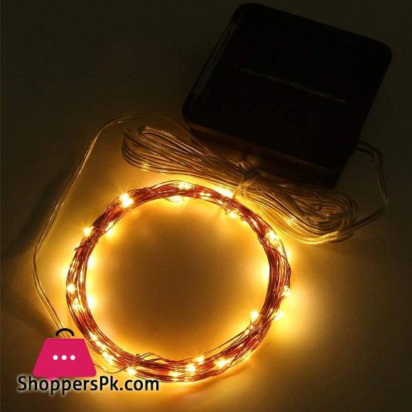 1 Pack Mini Teeny Tiny Lights,Starry String Light for Garden Lenth 8 Fit