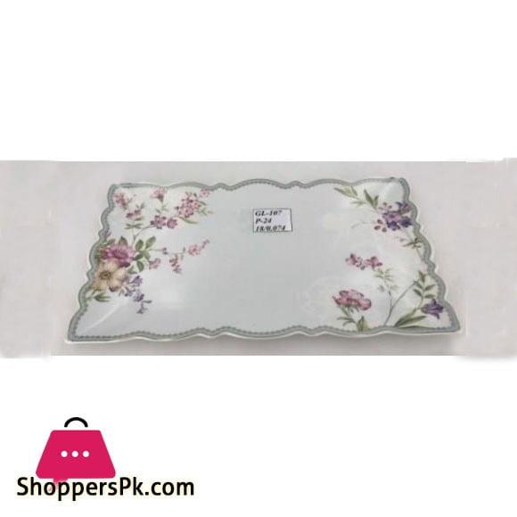 Angela Plate 12cm - GL107