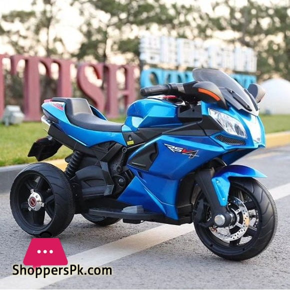 Electric 3 Wheel Bike For Kids Hand Accelerator Model YJ-9988