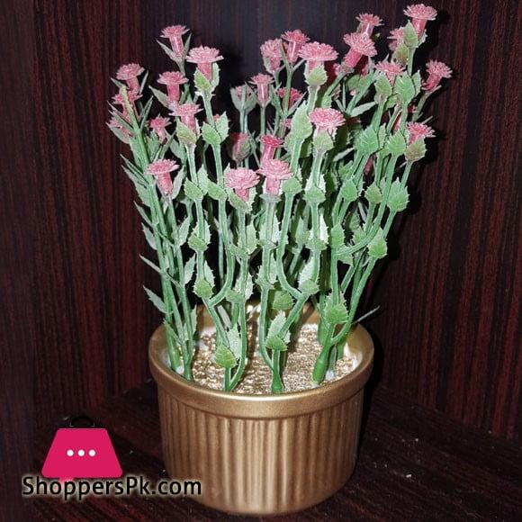 Home Decoration Artificial Flower Pot A3 Size 6Inch