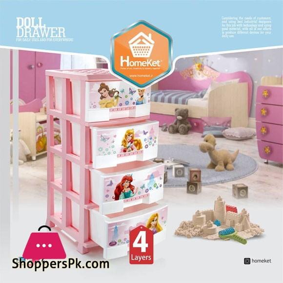 Homeket Doll Drawer