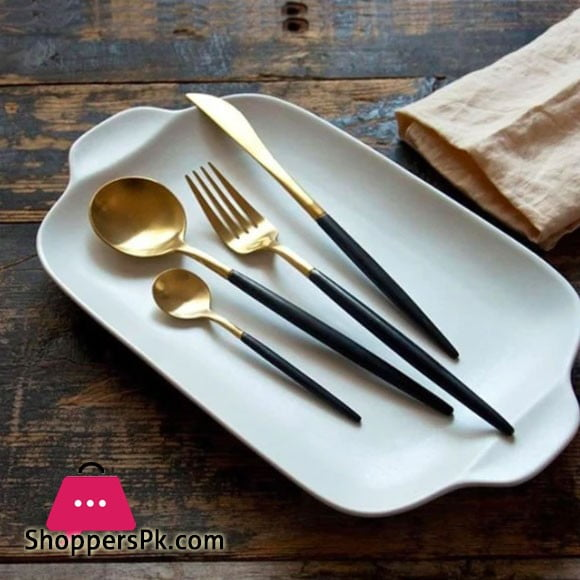 Luxury 24 Piece Cutlery Set
