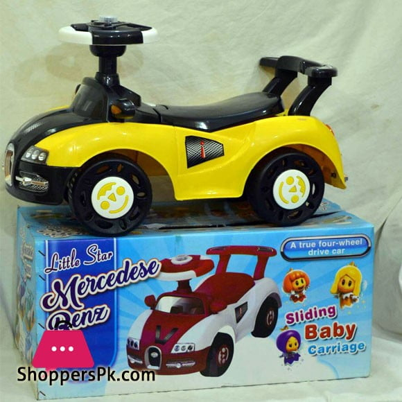 Mercedese Benz Baby Push Car
