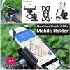 Metal Base Bicycle & Bike Mobile Holder