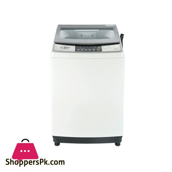 Super Asia Fully Automatic Front Load Washing Machine - (SA-6102AMW) - Karachi Only