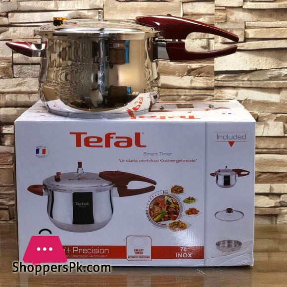 Tefal Clipso Plus Precision Pressure Cooker 7 Liter Made in France