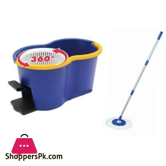 Taiwan Blue Mop Bucket - RT-C9232