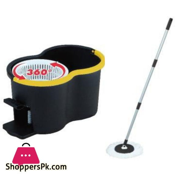 Taiwan Black Mop Bucket - RT-C9232