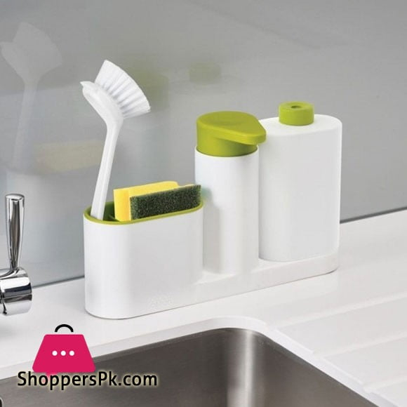 3-Piece Sink Tidy Set Plus