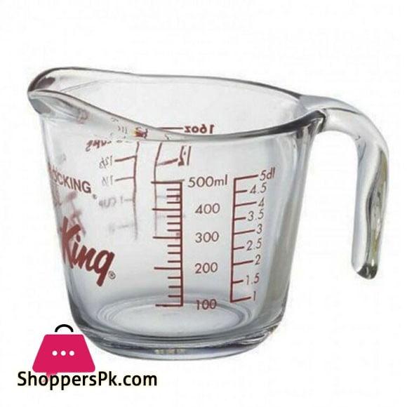 500ml Glass Measuring Jug