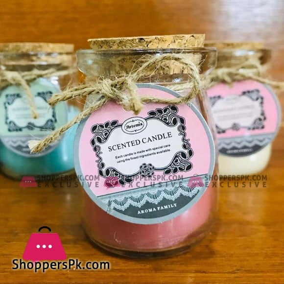 Antimes Beautiful Scented Candles 1Pcs