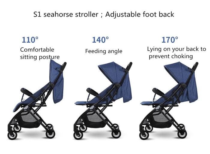 Baobaohao S1 Baby Folding Stroller