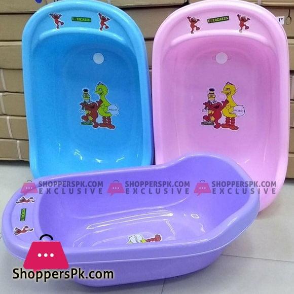 Evergreen Baby Bath Tub