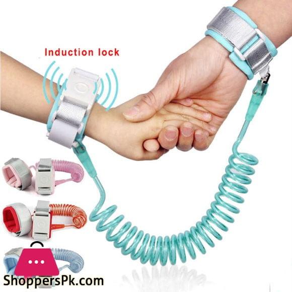Kaichi Baby Anti Lost Wrist Strap Inductive Unlocking Safety Children