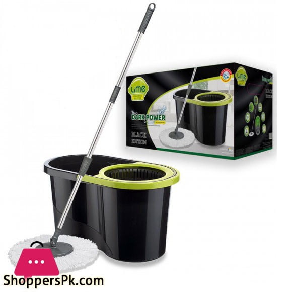 Lime Mop Bucket Turkey Made - 260114