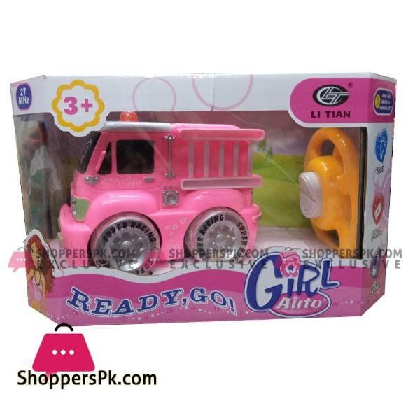 Ready Go Girl Remote Control Car