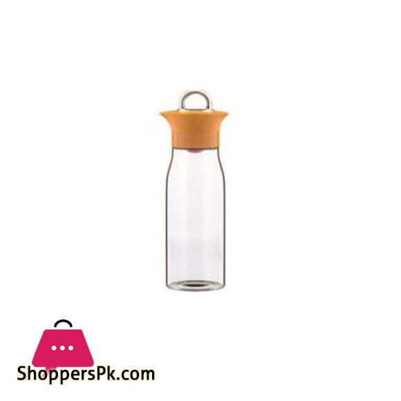 Brilliant Glassware Carafe Bottle Orange - BR0236