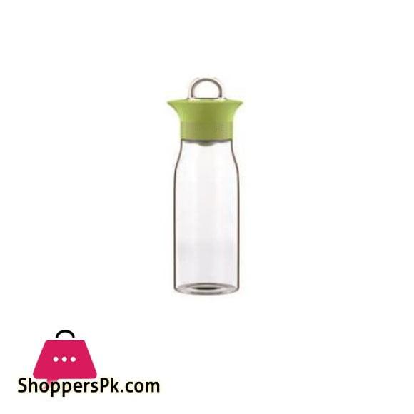 Brilliant Glassware Carafe Bottle Green - BR0235