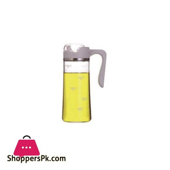Brilliant Glassware Oil & Vinegar Bottle Grey - BR0225