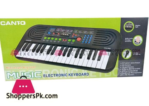 Canto Music Electronic Keyboard