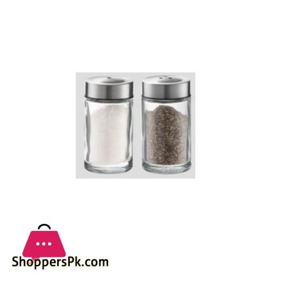 Brilliant Glassware Salt & Pepper set - BR0201