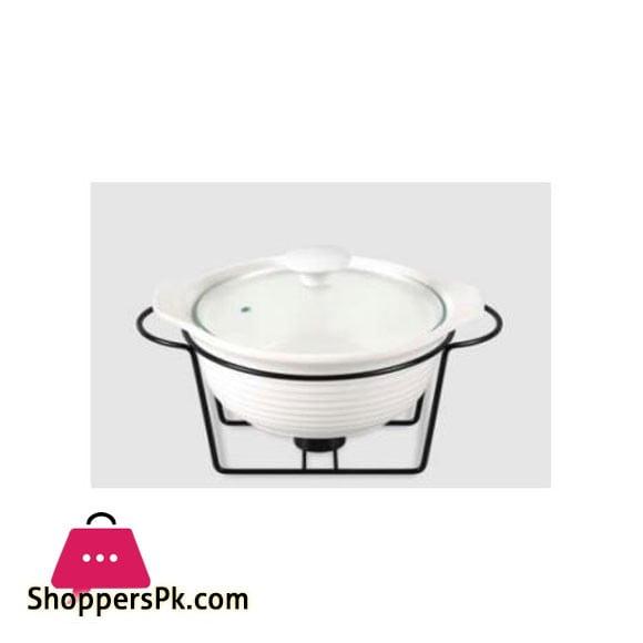 Brilliant Round Burner Dish Small - CX9765