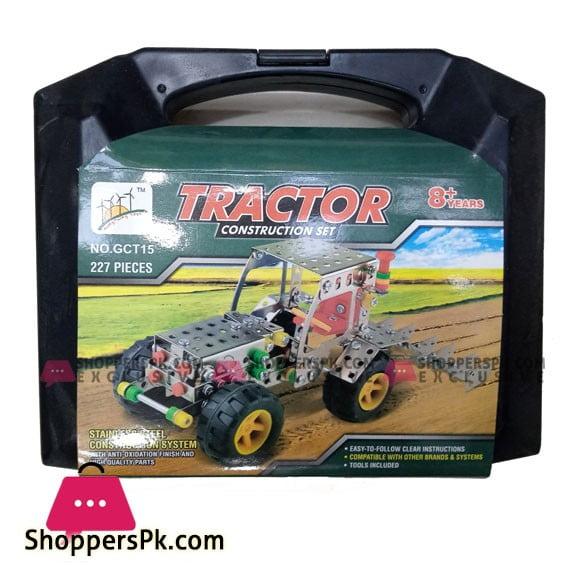 Tractor Construction Set 227 Pcs