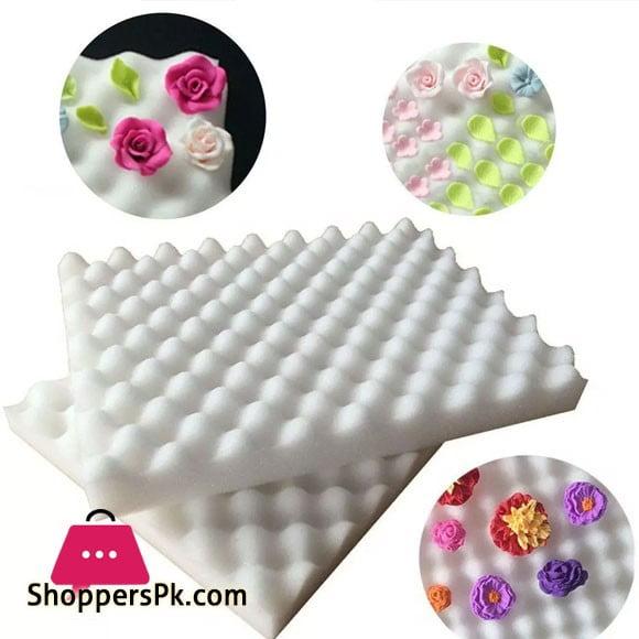2 Pcs Foam Pad For Flower Petals 2503